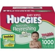 Good deal on baby wipes at Costco