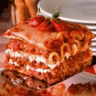 Buca Di Beppo coupon – free lasagna!