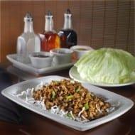 Free PF Changs lettuce wraps!