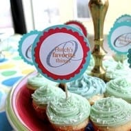 """""""Hutch's Favorite Things"""" first birthday!"""