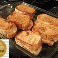 Foodie Tuesday recipe: Baked Italian Sandwiches