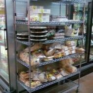 Discount bread cart