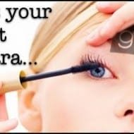 Quick tip to make your mascara last longer!