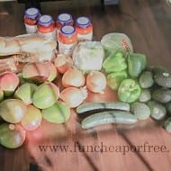 Save money grocery shopping-how I got $80 worth of groceries for $40&#..