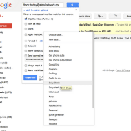 How to filter your emails + daily-deal sites 411