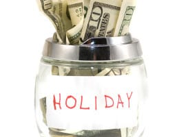 How to budget for Holiday expenses