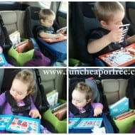 Survival tips for road trips with kids.