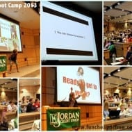 Frugality Boot Camp'13 recap!
