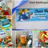 Ocean-themed birthday party!