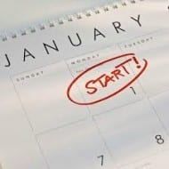 Setting successful New Year's resolutions