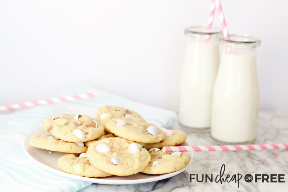 Easy Chocolate Chip Cookies Recipe from Fun Cheap or Free