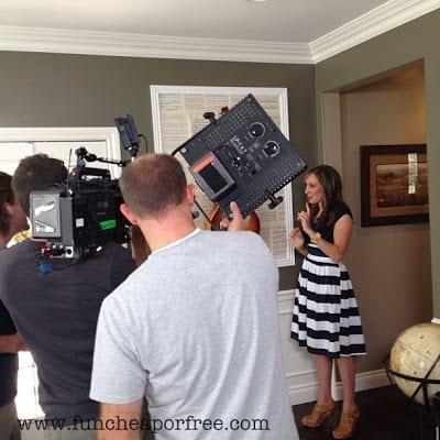 TLC filming