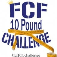 10-Pound Challenge is almost over! Hang in there!!