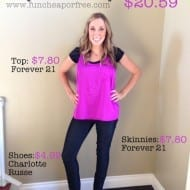 What to Wear Wednesday: Frugal Fashion Breakdown…Casual Sass.