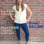 What to Wear Wednesday: My Frugal Fashion Breakdown…BlogHer&#821..