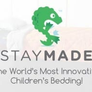 StayMade bedding…no more cold kids & soggy mattresses!