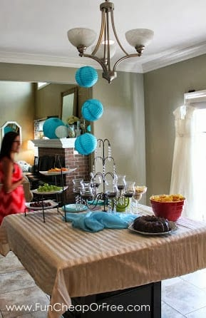 Fun, Cheap or Free Bridal Shower ideas! Games, party ...
