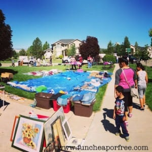How to Hold a Successful Yard Sale