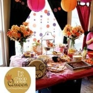 TONS of ideas for a Fun, Cheap, or Free baby shower or party!