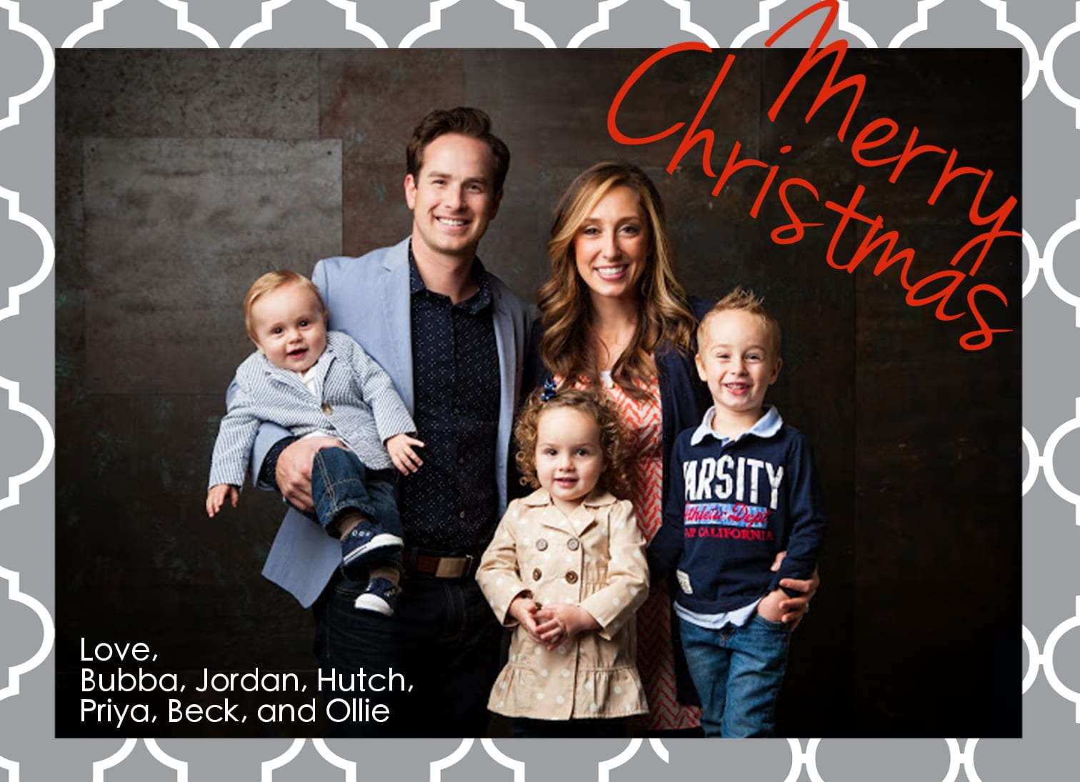 Cheap Christmas Cards Personalized