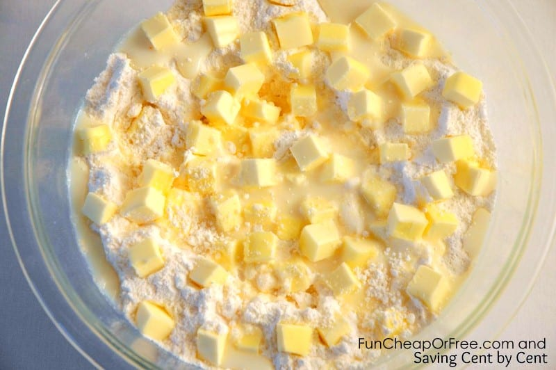 Safe To Eat Powdered Cake Mix