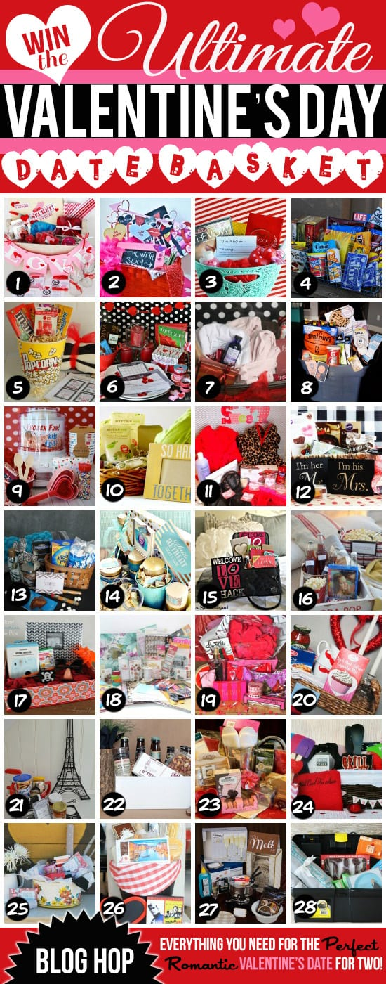 Date Basket Giveaway