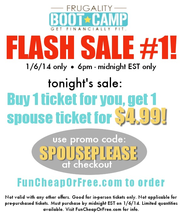 flash sale #1