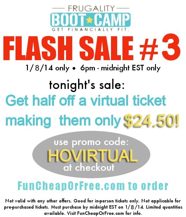 flash sale blank day 3