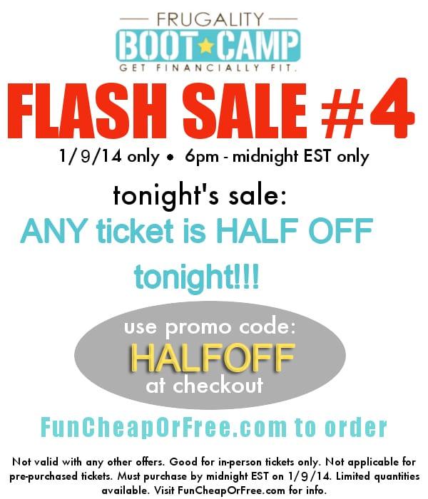 flash sale blank day 4