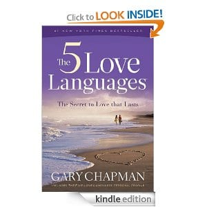 5 love languages book - a must read