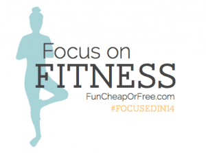 March is Focus on Fitness month