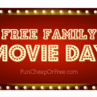 "FREE FAMILY MOVIE DAY, ""Focus on Fitness"" kickoff event! (.."