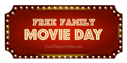 "FREE FAMILY MOVIE DAY, ""Focus on Fitness"" kickoff event ..."