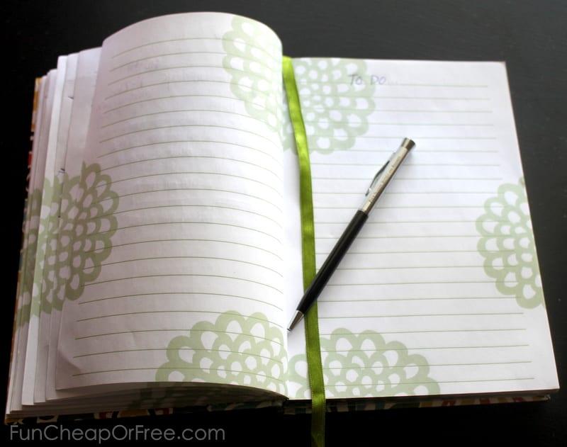 to-do book