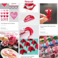 Bazillions of last-minute Valentine's Day ideas!