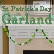 Last minute St. Patrick's Day ideas!