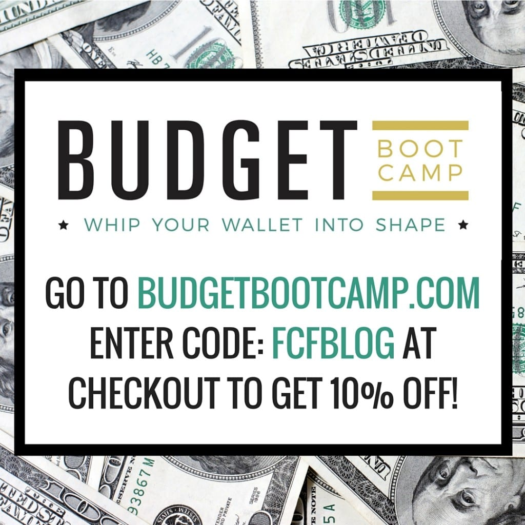 Learn to live the life you want on the budget you can afford! Tips, tricks, printables, and planning... everything you need to whip your wallet into shape! www.BudgetBootCamp.com