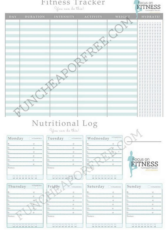 ... teal printable food diary pdf version teal printable food diary doc