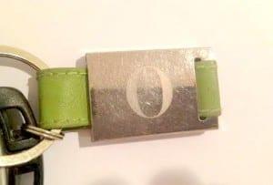 Oprah keychain