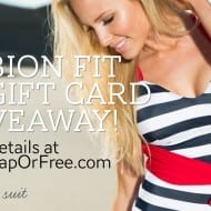 $100 Albion Fit gift card giveaway!