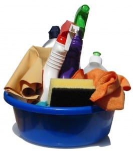 Deep-clean your home with one chore per day