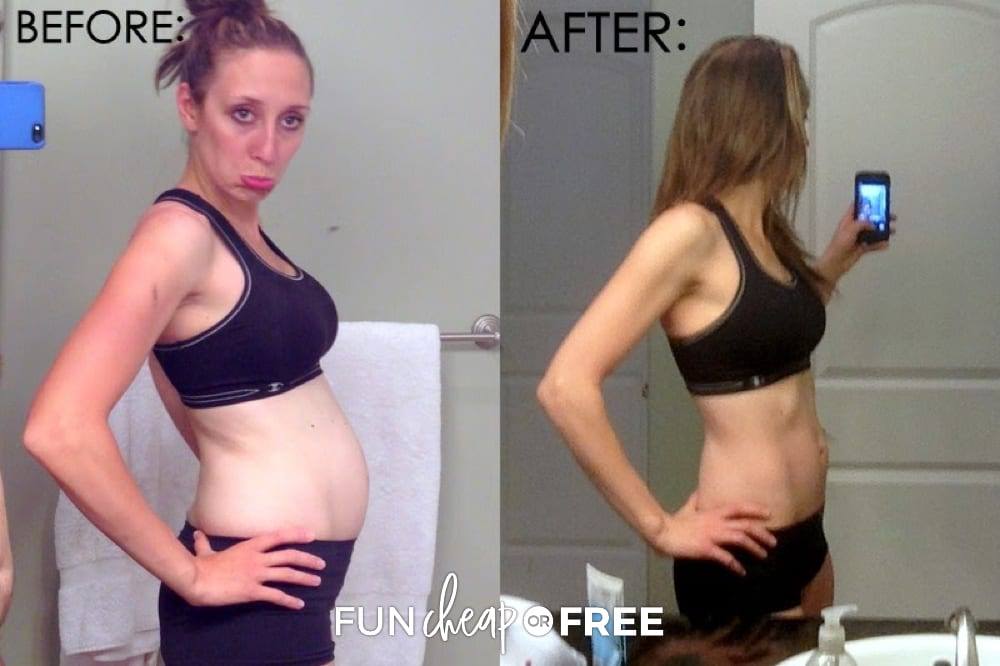 Jordan Page before losing 10 pounds, from Fun Cheap or Free