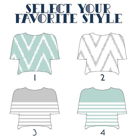 Vote on your favorite nursing cover look!