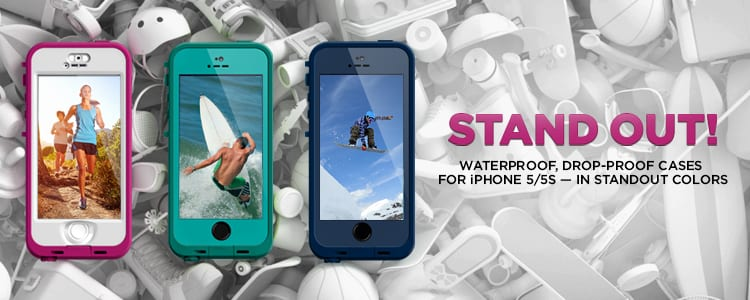 10% off LifeProof cases with code FUNCF10