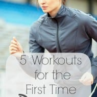 5 Beginning workouts for the first-time runner