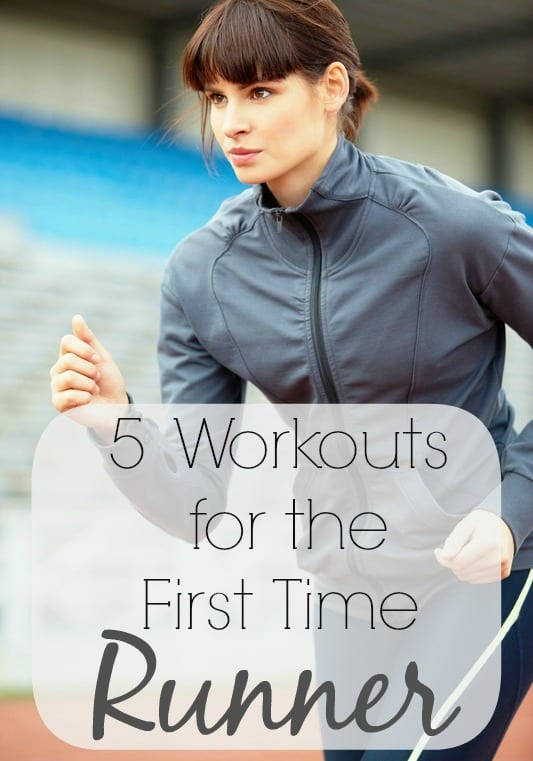 5 beginner workouts for the first-time runner