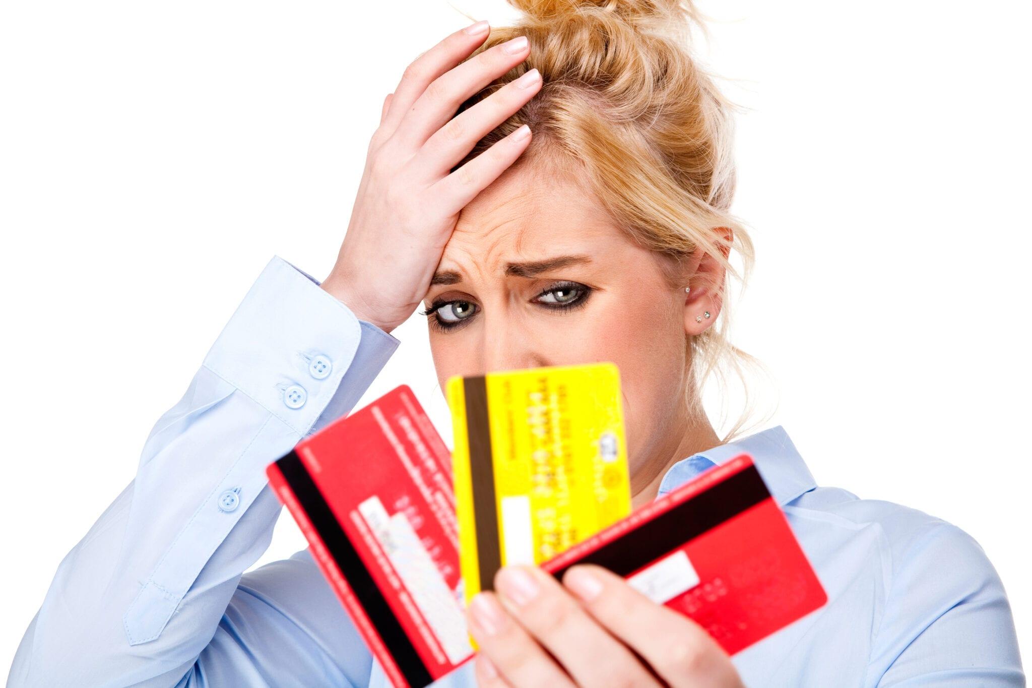 Image result for credit card debt