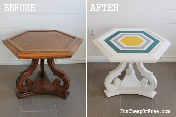 DIY chalk paint recipe & tutorial