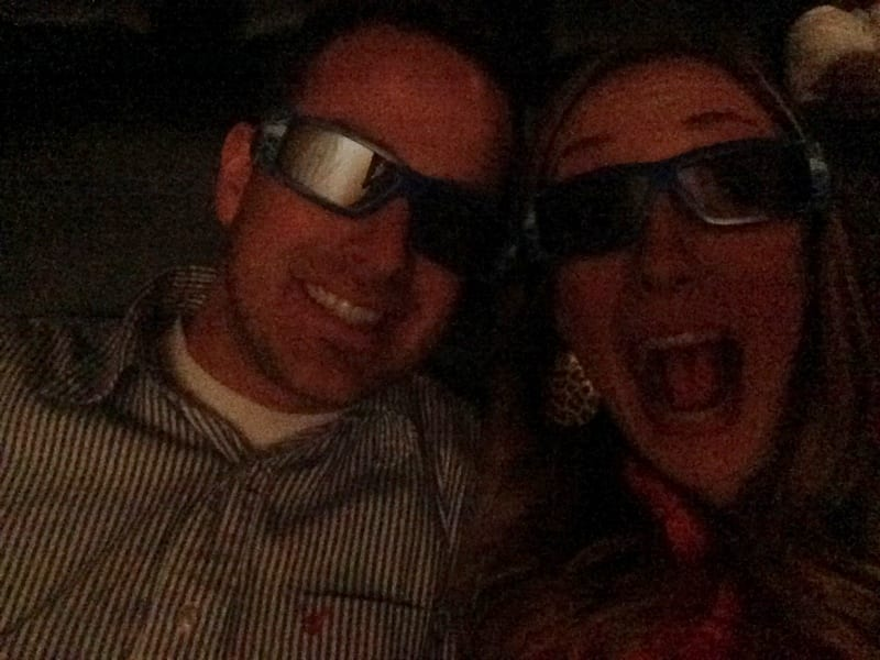 3D movie date