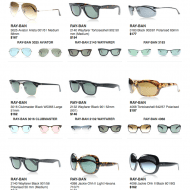 Ray-Ban Sunglasses Giveaway: Day 1 of 5 Days of Mother's Day Giv..
